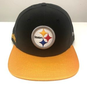 PITTSBURGH STEELERS NFL 9FIFTY SNAPBACK HAT